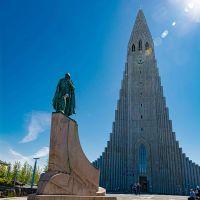 #Hallgrímskirkja - #Reykjavik