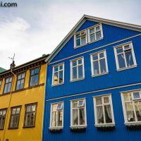 Die bunten Häuser von #Reykjavik I